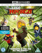 The LEGO Ninjago Movie - 4K Ultra HD