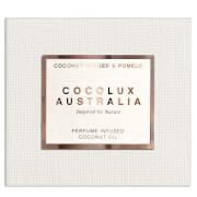 Cocolux Australia Coconut, Ginger and Pomelo Sol Copper Candle 225g