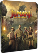 Jumanji: Welcome To The Jungle - Limited Edition Steelbook