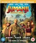 Jumanji: Bienvenidos a la Jungla - 3D (incluye versión 2D) -