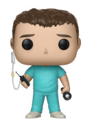 Figura Pop! Vinyl Bob (uniforme médico) - Stranger Things