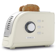 Kenwood TCM300CR Turbo 2 Slice Toaster - Cream