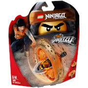 The LEGO Ninjago Movie: Cole - Spinjitzu Master (70637)