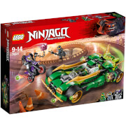 The LEGO Ninjago Movie: Ninja Nightcrawler (70641)