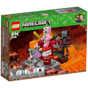 LEGO Minecraft : La bataille du Nether (21139)