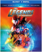 Dc's Legends Of Tomorrow: Complete Second Season