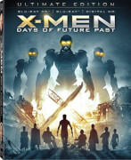 X-Men Days Of Future Past 3D (Includes 2D Version)
