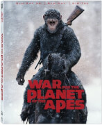 War For The Planet Of The Apes 3D (Includes 2D Version)