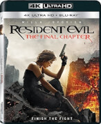 Resident Evil: Final Chapter - 4K Ultra HD