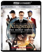 Kingsman: The Secret Service - 4K Ultra HD
