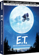 ET The Extra-Terrestrial - 35th Anniversary Ed - 4K Ultra HD