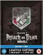 Attack On Titan - Season 02 Zavvi Exclusive Collector's Edition Boxset