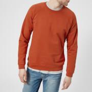Folk Men's Rivet Sweatshirt - Desert Red