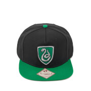 Gorra Harry Potter Escudo Slytherin - Negro