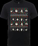 Camiseta Pesadilla antes de Navidad