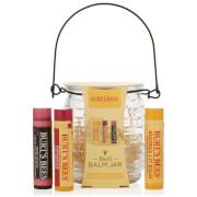 Подарочный набор бальзамов для губ Burt's Bees Burt's Balm Jar Gift Set