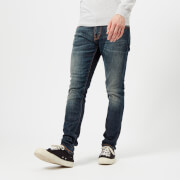 Nudie Jeans Men's Tight Terry Jeans - Dark Pacific