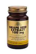 Solgar® Grape Seed Extract 100mg - 30 Vegicaps