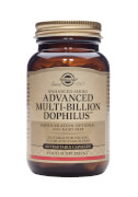 Solgar® Advanced Multibillion Dophilus - 60 Capsules