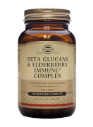 Solgar® Beta Glucans and Elderberry Immune Complex - 60 Capsules