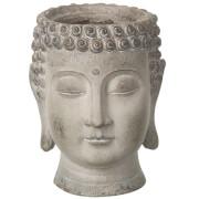 Parlane Planter Buddha Head Narada - Grey