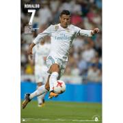 Real Madrid Ronaldo 17/18 Maxi Poster 61 x 91.5cm