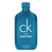 Calvin Klein CK One Summer Eau de Toilette 100ml