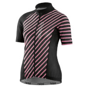 Skins Cycle Women's Love Cats Jersey - Black/Cosmo