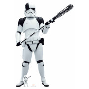 Star Wars: The Last Jedi Executioner Trooper Over-Sized Cut Out