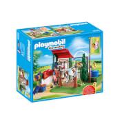 Playmobil : Box de lavage pour chevaux (6929)