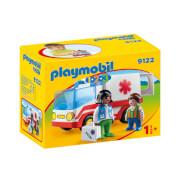 Playmobil 1.2.3 : Ambulance (9122)