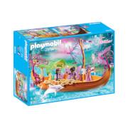 Playmobil Bateau des fées enchanté (9133)