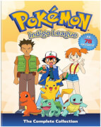 Pokemon: Season 1 - Indigo League - The Comp Coll
