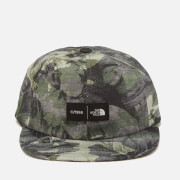 The North Face Men's Pack Unstructured Hat - English Green Tropical Camo
