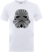 Star Wars Hyperspeed Stormtrooper T-Shirt - White
