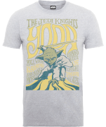 Star Wars Yoda The Jedi Knights T-Shirt - Grau