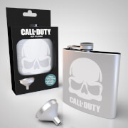 Call of Duty Logo Hip Flask