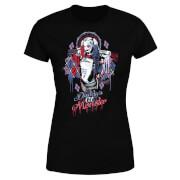 DC Comics Suicide Squad Daddys Lil Monster Women's T-Shirt - Black