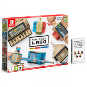Coffret Nintendo Labo Toy-Con 01 : Multi Kit