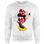 Disney Minnie Mouse Kiss Trui - Wit