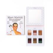 theBalm Meet Matt(e) Shmaker Eyeshadow Palette -luomiväripaletti