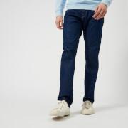 Edwin Men's ED-55 Regular Tapered Jeans - Rinsed