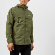 Columbia Men's Jones Ridge Jacket - Mosstone Print