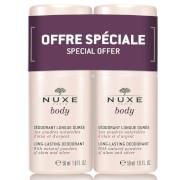 NUXE Body Deodorant Duo