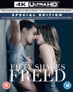 Fifty Shades Freed - 4K Ultra HD