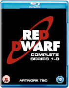 Red Dwarf Series 1 - 8 Boxset