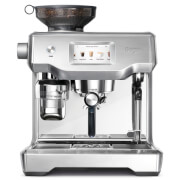 Sage by Heston Blumenthal SES880BSS Barista Touch Coffee Machine - Stainless Steel