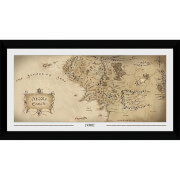 The Hobbit Collector's 50 x 100cm Framed Photograph