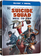 Suicide Squad: Hell To Pay - Steelbook Ed. Limitada Exclusivo de Zavvi