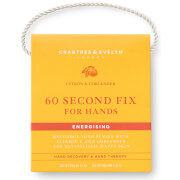 Crabtree & Evelyn Citron & Coriander 60 Second Fix For Hands (Worth £36)
